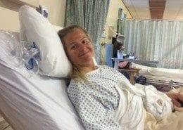 Yasmin Basan ACL Injury Recovery Feb16