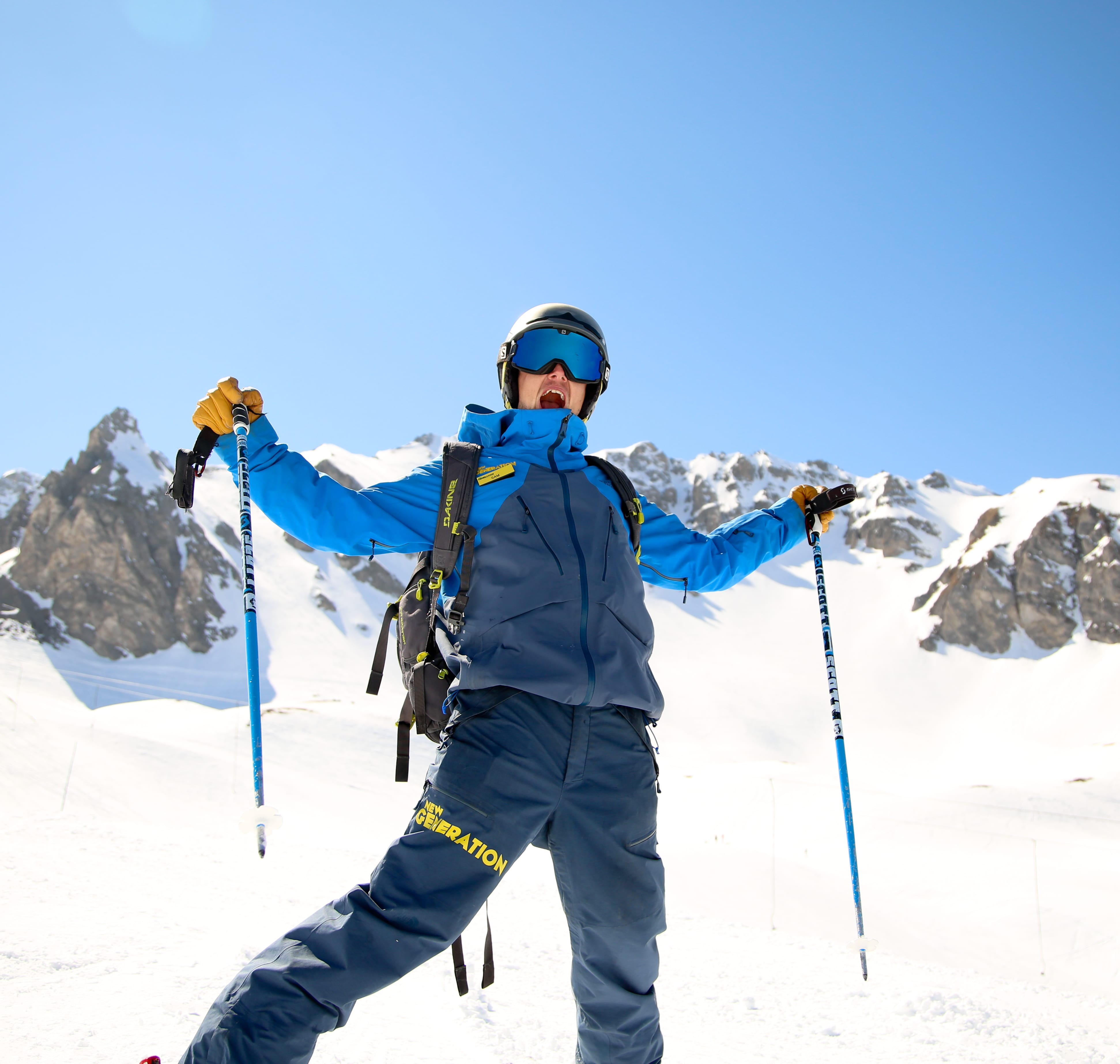 The 10 Best Things About Being A Ski Instructor | Instructor Courses