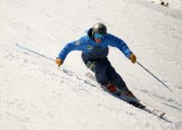 Being a ski instructor - Sam Taylor Carving