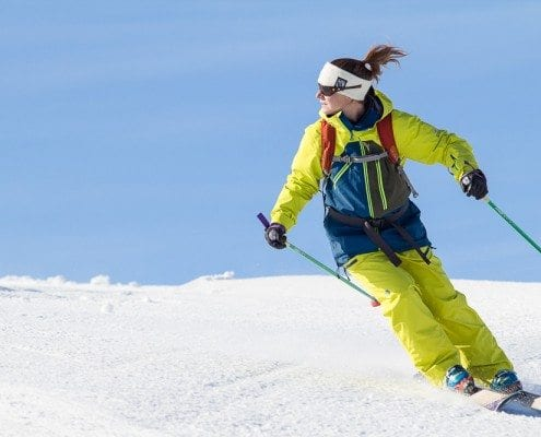 Which skis for your ski instructor course?